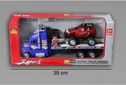 Die cast Vrachtauto 1:48 fw 3 assorti in