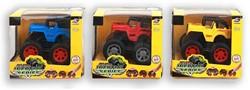 Auto Stunt Car Frictie -360- 9cm assorti kleur