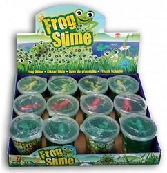 Frog Slime 3 assorti in display