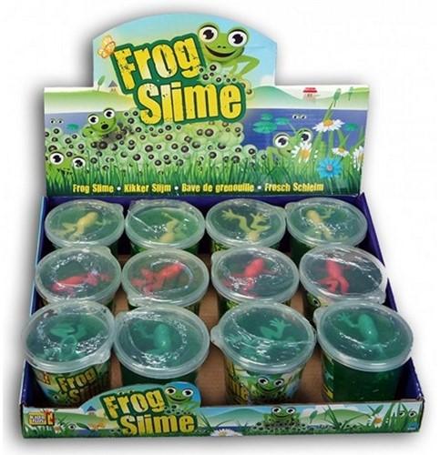 Frog Slime 3 assorti in display 5,5x6cm