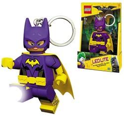 Lego The Batman Movie Mini LED-zaklamp met sleutelhanger Batgirl