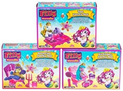 Filly Mermaid Party set 3 assorti