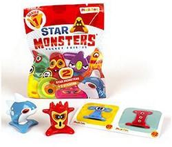 Blind Bag Star Monsters 2 pack Series 1