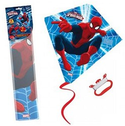 Vlieger Spiderman Plastic Diamond Kites
