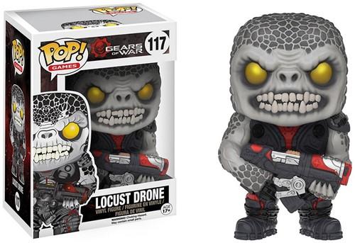 Pop! Vinyl Gears of War Locust Drone