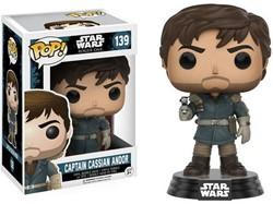 POP! Bobble Star Wars R1 Capt Cassian AndorMount