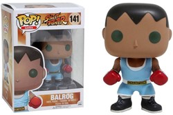 POP! Bobble Games Street Fighter Balrog