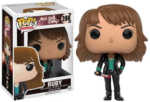 POP! Vinyl Ash vs Evil Dead Ruby