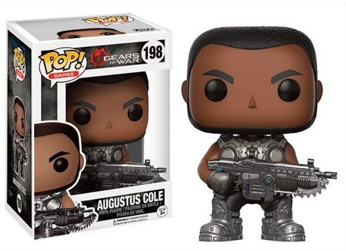 POP! Gears of War Augustus Cole