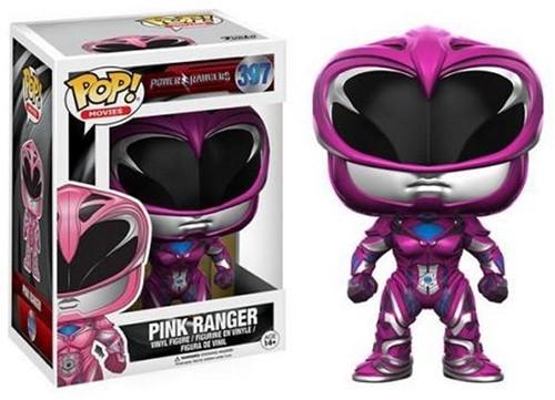 POP! Movies Power Rangers Pink Ranger
