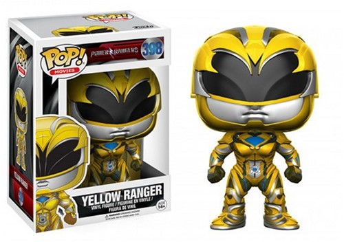 Pop! Vinyl Power Rangers Yellow Range