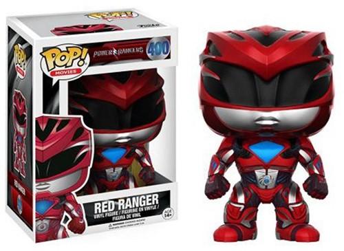 POP! Power Rangers Red Ranger