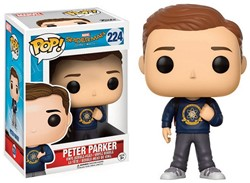 Pop! Marvel Spider-Man Homecoming Peter Parker