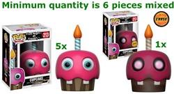 POP! Vinyl Games Five Nights at Freddys Cupcake 2 assorti