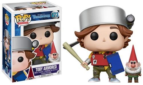 POP! Trollhunters Toby