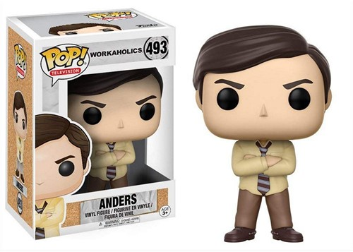 POP! Workaholics Anders