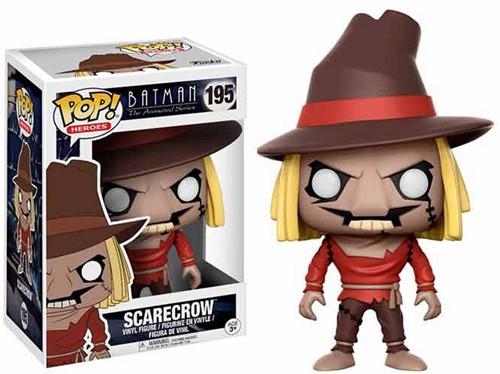 POP! Heroes Animated BatmanScarecrow