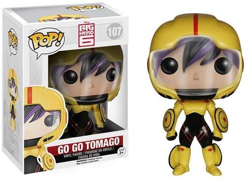 POP! Big Hero 6 Go Go Tomago