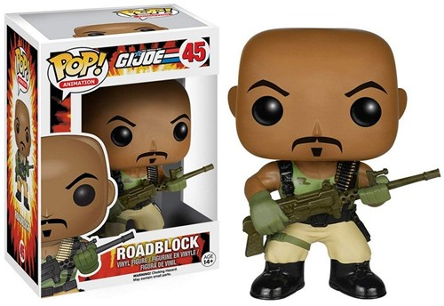 POP! TV G.I. Joe Roadblock