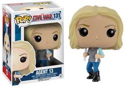 Pop! Captain America Agent 13