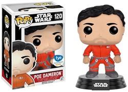Pop! Star Wars Poe Dameron Jumpsuit Exc