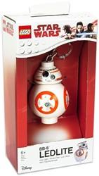 Lego Star Wars Mini LED-zaklamp met sleutelhanger BB-8