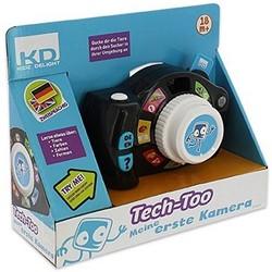 Tech Too Mijn eerste camera