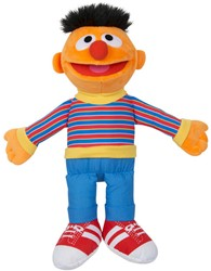 Sesamstraat Pluche Ernie 38cm