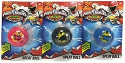Power Rangers Splat ball