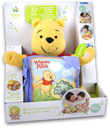 "Disney Winnie the Poeh 3in1 ""Listen & Discover"" (GB + DE)"