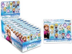 Blind Bag Frozen Cute Buildable Figs in