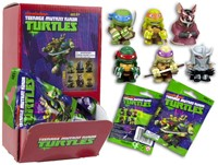 Blind Bag Teenage Mutant Ninja Turtles verzamelfiguren 6 assorti in display 4cm-2