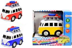 Autobus peace L/G 3 assorti [Incl.Batt.]