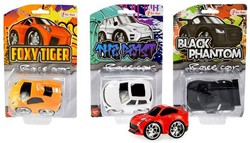 Die Cast Racers Concept model4 assorti