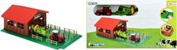 Boerderij incl. dieren en tractor