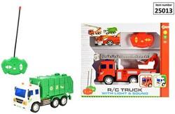 RC Truck 2 assorti met Licht & Geluid
