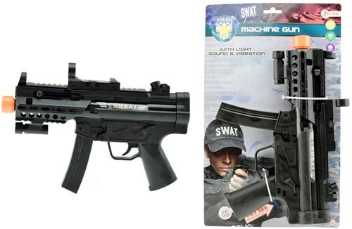 MP-15 speelgoed geweer Licht en geluid [Incl.Batt.]