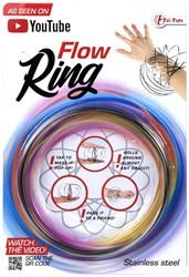 Magische Flow Ring RVS 13cm