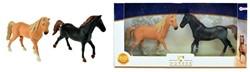 Paarden 2 stuks