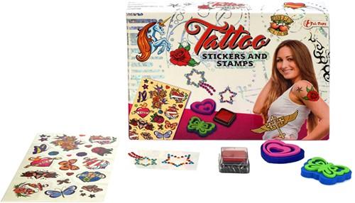 Tattoo box medium 16x22cm