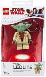 Lego Star Wars Mini LED-zaklamp met sleutelhanger Yoda