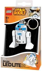 Star Wars Lego LED Lite Sleutelhanger R2-D2