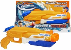 Nerf Super Soaker Double Drench 23x42cm