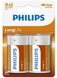 Philips R20 Longlife 2 stuks
