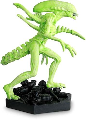 Alien Statue Predator - Vision Xenomorph