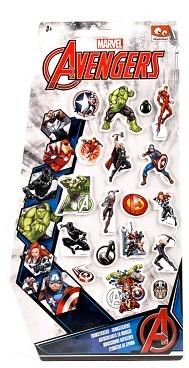 Marvel Avengers Foamstickers Large 15x29cm