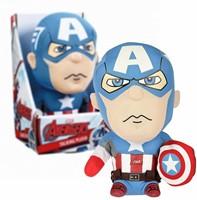 Marvel Pluche Captain America met geluid incl.batt.-2