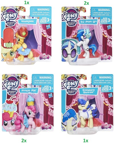 My Little Pony Fim collectable story pack