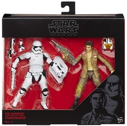 Star Wars Duo Pack Doe Dameron + Stormtrooper 22x25cmStar Wars Duo Pack Doe Dameron + Stormtrooper 22x25cm