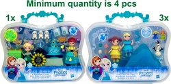Disney Frozen Snow Sisters Set 2 assorti 17x22cm